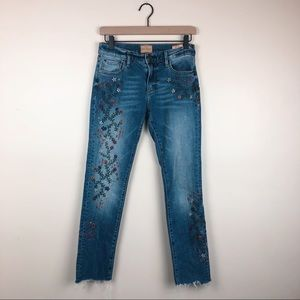 Driftwood Audrey skinny jeans size 25